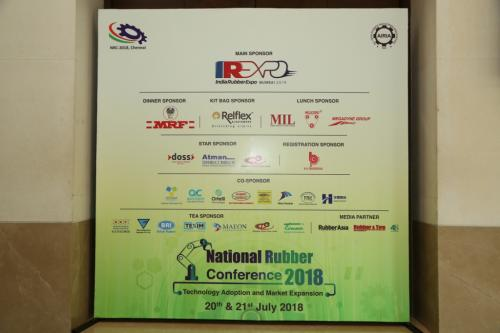 Ortelli Technologies co-sponsor at 7th National Rubber Conference